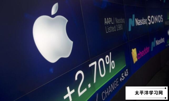 【VOA英语听力】Apple's Stock